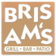 Brisam's Grill, Bar and Patio Logo